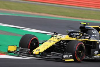 World © Octane Photographic Ltd. Formula 1 – British GP - Practice 2. Renault Sport F1 Team RS19 – Nico Hulkenberg. Silverstone Circuit, Towcester, Northamptonshire. Friday 12th July 2019.