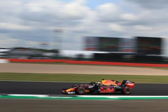 World © Octane Photographic Ltd. Formula 1 – British GP - Practice 2. Aston Martin Red Bull Racing RB15 – Max Verstappen. Silverstone Circuit, Towcester, Northamptonshire. Friday 12th July 2019.