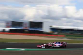 World © Octane Photographic Ltd. Formula 1 – British GP - Practice 2. SportPesa Racing Point RP19 – Lance Stroll. Silverstone Circuit, Towcester, Northamptonshire. Friday 12th July 2019.