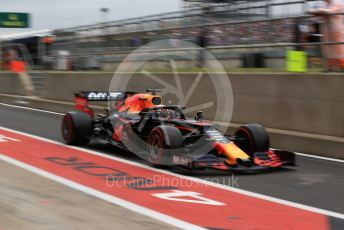 World © Octane Photographic Ltd. Formula 1 – British GP - Practice 3. Aston Martin Red Bull Racing RB15 – Max Verstappen. Silverstone Circuit, Towcester, Northamptonshire. Saturday 13th July 2019.