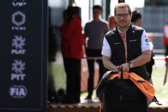 World © Octane Photographic Ltd. Formula 1 - British GP - Paddock. Andrea Stella – Performance Director of McLaren. Silverstone Circuit, Towcester, Northamptonshire. Thursday 11th July 2019.