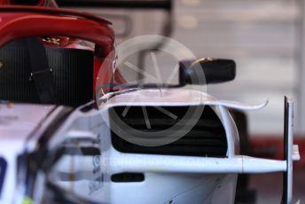 World © Octane Photographic Ltd. Formula 1 – Canadian GP. Practice 3. Alfa Romeo Racing C38. Circuit de Gilles Villeneuve, Montreal, Canada. Saturday 8th June 2019.