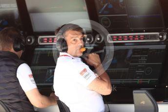 World © Octane Photographic Ltd. Formula 1 - Canadian GP. Practice 3. Andreas Seidl, Team Principle at McLaren. Circuit de Gilles Villeneuve, Montreal, Canada. Saturday 8th June 2019.
