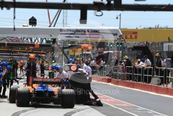World © Octane Photographic Ltd. Formula 1 – Canadian GP. Practice 3. McLaren MCL34 – Carlos Sainz. Circuit de Gilles Villeneuve, Montreal, Canada. Saturday 8th June 2019.