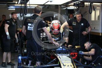World © Octane Photographic Ltd. Formula 1 – Canadian GP. Practice 3. Rich Energy Haas F1 Team VF19 – Kevin Magnussen. Circuit de Gilles Villeneuve, Montreal, Canada. Saturday 8th June 2019.