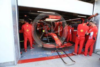 World © Octane Photographic Ltd. Formula 1 – Canadian GP. Practice 3. Scuderia Ferrari SF90 – Charles Leclerc. Circuit de Gilles Villeneuve, Montreal, Canada. Saturday 8th June 2019.