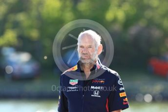 World © Octane Photographic Ltd. Formula 1 - Canadian GP. Paddock. Adrian Newey - Chief Technical Officer of Red Bull Racing. Circuit de Gilles Villeneuve, Montreal, Canada. Saturday 8th June 2019.