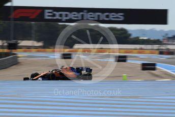 World © Octane Photographic Ltd. Formula 1 – French GP. Practice 1. McLaren MCL34 – Carlos Sainz. Paul Ricard Circuit, La Castellet, France. Friday 21st June 2019.