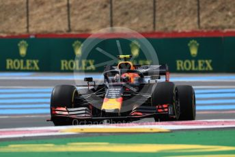 World © Octane Photographic Ltd. Formula 1 – French GP. Practice 1. Aston Martin Red Bull Racing RB15 – Pierre Gasly. Paul Ricard Circuit, La Castellet, France. Friday 21st June 2019.