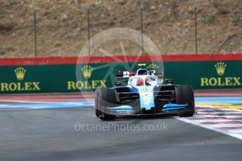 World © Octane Photographic Ltd. Formula 1 – French GP. Practice 1. ROKiT Williams Racing FW42 – Robert Kubica. Paul Ricard Circuit, La Castellet, France. Friday 21st June 2019.