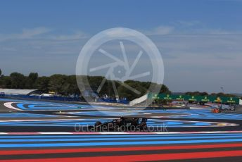 World © Octane Photographic Ltd. Formula 1 – French GP. Practice 1. Rich Energy Haas F1 Team VF19 – Kevin Magnussen. Paul Ricard Circuit, La Castellet, France. Friday 21st June 2019.