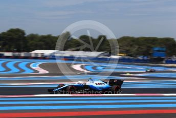 World © Octane Photographic Ltd. Formula 1 – French GP. Practice 1. ROKiT Williams Racing FW42 – Robert Kubica. Paul Ricard Circuit, La Castellet, France. Friday 21st June 2019.