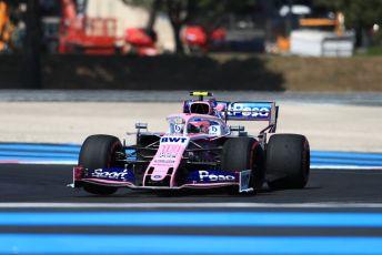 World © Octane Photographic Ltd. Formula 1 – French GP. Practice 2. SportPesa Racing Point RP19 – Lance Stroll. Paul Ricard Circuit, La Castellet, France. Friday 21st June 2019.