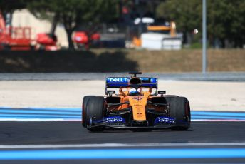 World © Octane Photographic Ltd. Formula 1 – French GP. Practice 2. McLaren MCL34 – Carlos Sainz. Paul Ricard Circuit, La Castellet, France. Friday 21st June 2019.