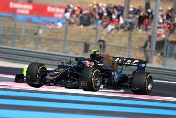 World © Octane Photographic Ltd. Formula 1 – French GP. Practice 2. Rich Energy Haas F1 Team VF19 – Kevin Magnussen. Paul Ricard Circuit, La Castellet, France. Friday 21st June 2019.