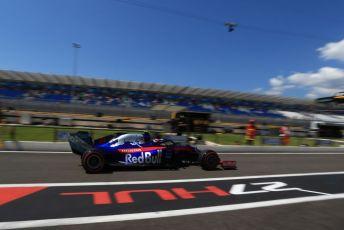 World © Octane Photographic Ltd. Formula 1 – French GP. Practice 3. Scuderia Toro Rosso STR14 – Alexander Albon. Paul Ricard Circuit, La Castellet, France. Saturday 22nd June 2019.