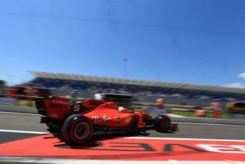 World © Octane Photographic Ltd. Formula 1 – French GP. Practice 3. Scuderia Ferrari SF90 – Sebastian Vettel. Paul Ricard Circuit, La Castellet, France. Saturday 22nd June 2019.