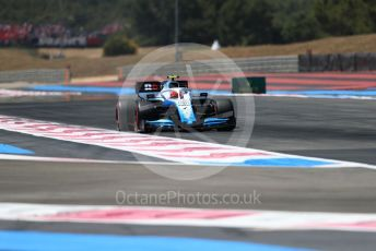 World © Octane Photographic Ltd. Formula 1 – French GP. Qualifying. ROKiT Williams Racing FW42 – Robert Kubica. Paul Ricard Circuit, La Castellet, France. Saturday 22nd June 2019.