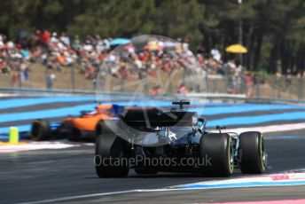 World © Octane Photographic Ltd. Formula 1 – French GP. Qualifying. Mercedes AMG Petronas Motorsport AMG F1 W10 EQ Power+ - Lewis Hamilton. Paul Ricard Circuit, La Castellet, France. Saturday 22nd June 2019.