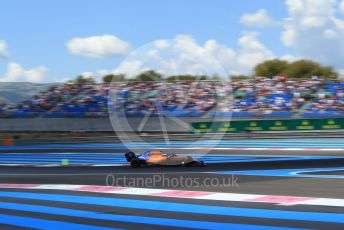 World © Octane Photographic Ltd. Formula 1 – French GP. Qualifying. McLaren MCL34 – Lando Norris. Paul Ricard Circuit, La Castellet, France. Saturday 22nd June 2019.