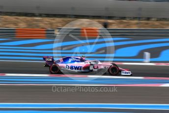 World © Octane Photographic Ltd. Formula 1 – French GP. Qualifying. SportPesa Racing Point RP19 – Lance Stroll. Paul Ricard Circuit, La Castellet, France. Saturday 22nd June 2019.