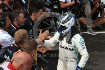World © Octane Photographic Ltd. Formula 1 – French GP. Podium. Mercedes AMG Petronas Motorsport AMG F1 W10 EQ Power+ - Valtteri Bottas. Paul Ricard Circuit, La Castellet, France. Sunday 23rd June 2019.