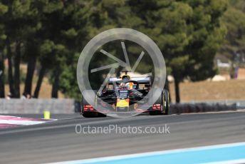 World © Octane Photographic Ltd. Formula 1 – French GP. Race. Aston Martin Red Bull Racing RB15 – Max Verstappen. Paul Ricard Circuit, La Castellet, France. Sunday 23rd June 2019.
