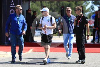 World © Octane Photographic Ltd. Formula 1 – French GP. Paddock. Mercedes AMG Petronas Motorsport AMG F1 W10 EQ Power+ - Valtteri Bottas. Paul Ricard Circuit, La Castellet, France. Saturday 22nd June 2019.