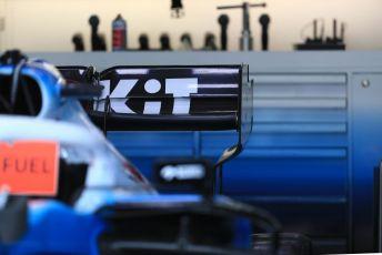 World © Octane Photographic Ltd. Formula 1 – French GP. Pit Lane. ROKiT Williams Racing FW 42. Paul Ricard Circuit, La Castellet, France. Thursday 20th June 2019.