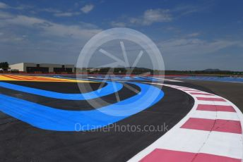 World © Octane Photographic Ltd. Formula 1 – French GP. Track walk. Paul Ricard Circuit, La Castellet, France. Thursday 20th June 2019.