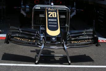 World © Octane Photographic Ltd. Formula 1 – French GP. Pit Lane. Rich Energy Haas F1 Team VF19. Paul Ricard Circuit, La Castellet, France. Thursday 20th June 2019.