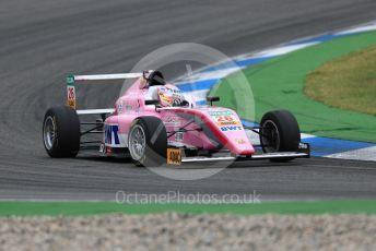 World © Octane Photographic Ltd. Formula 1 – German GP – ADAC Formula 4 (F4) Qualifying. Hockenheimring, Hockenheim, Germany. Saturday 27th July 2019.