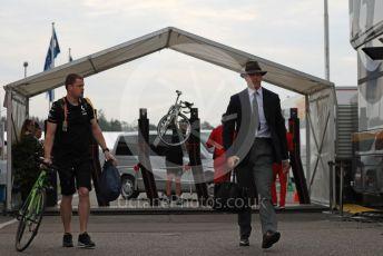 World © Octane Photographic Ltd. Formula 1 - German GP - Practice 3. Toto Wolff - Executive Director & Head of Mercedes - Benz Motorsport. Hockenheimring, Hockenheim, Germany. Saturday 27th July 2019.