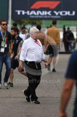 World © Octane Photographic Ltd. Formula 1 – German GP - Paddock. Herbie Blash. Hockenheimring, Hockenheim, Germany. Sunday 28th July 2019.
