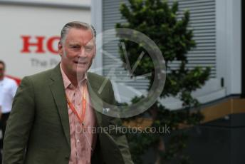 World © Octane Photographic Ltd. Formula 1 - German GP - Paddock. Sean Bratches - Managing Director, Commercial Operations of Liberty Media. Hockenheimring, Hockenheim, Germany. Sunday 28th July 2019.
