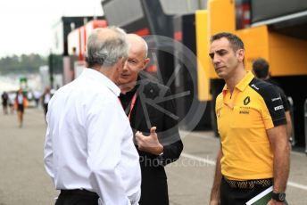 World © Octane Photographic Ltd. Formula 1 - German GP - Paddock. Cyril Abiteboul - Managing Director of Renault Sport Racing Formula 1 Team. Hockenheimring, Hockenheim, Germany. Sunday 28th July 2019.