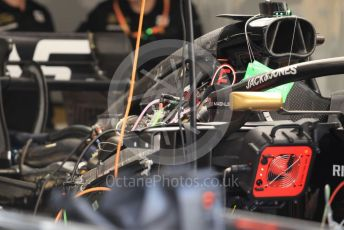 World © Octane Photographic Ltd. Formula 1 – German GP - Paddock. Rich Energy Haas F1 Team VF19. Hockenheimring, Hockenheim, Germany. Thursday 25th July 2019.