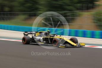 World © Octane Photographic Ltd. Formula 1 – Hungarian GP - Practice 2. Renault Sport F1 Team RS19 – Nico Hulkenberg. Hungaroring, Budapest, Hungary. Friday 2nd August 2019.