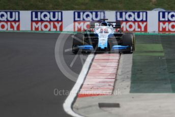 World © Octane Photographic Ltd. Formula 1 – Hungarian GP - Practice 3. ROKiT Williams Racing FW 42 – George Russell. Hungaroring, Budapest, Hungary. Saturday 3rd August 2019.