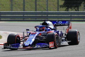 World © Octane Photographic Ltd. Formula 1 – Hungarian GP - Qualifying. Scuderia Toro Rosso STR14 – Daniil Kvyat. Hungaroring, Budapest, Hungary. Saturday 3rd August 2019.