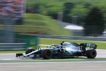 World © Octane Photographic Ltd. Formula 1 – Hungarian GP - Qualifying. Mercedes AMG Petronas Motorsport AMG F1 W10 EQ Power+ - Valtteri Bottas. Hungaroring, Budapest, Hungary. Saturday 3rd August 2019.