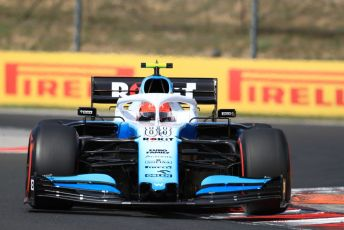 World © Octane Photographic Ltd. Formula 1 – Hungarian GP - Qualifying. ROKiT Williams Racing FW42 – Robert Kubica. Hungaroring, Budapest, Hungary. Saturday 3rd August 2019.
