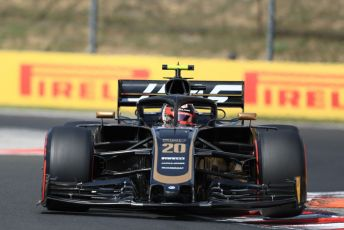 World © Octane Photographic Ltd. Formula 1 – Hungarian GP - Qualifying. Rich Energy Haas F1 Team VF19 – Kevin Magnussen. Hungaroring, Budapest, Hungary. Saturday 3rd August 2019.