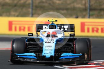 World © Octane Photographic Ltd. Formula 1 – Hungarian GP - Qualifying. ROKiT Williams Racing FW42 – Robert Kubica. Hungaroring, Budapest, Hungary. Saturday 3rd August 2019.