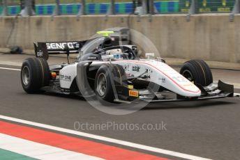 World © Octane Photographic Ltd. FIA Formula 2 (F2) – Hungarian GP - Practice. Sauber Junior Team - Juan Manuel Correa.  Hungaroring, Budapest, Hungary. Friday 2nd August 2019.