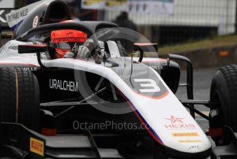 World © Octane Photographic Ltd. FIA Formula 2 (F2) – Hungarian GP - Qualifying. ART Grand Prix - Nikita Mazepin. Hungaroring, Budapest, Hungary. Friday 2nd August 2019.