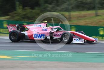 World © Octane Photographic Ltd. FIA Formula 2 (F2) – Hungarian GP - Qualifying. BWT Arden - Anthoine Hubert. Hungaroring, Budapest, Hungary. Friday 2nd August 2019.