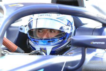 World © Octane Photographic Ltd. FIA Formula 2 (F2) – Hungarian GP - Race 1. DAMS - Nicholas Latifi. Hungaroring, Budapest, Hungary. Saturday 3rd August 2019.