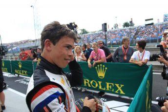 World © Octane Photographic Ltd. FIA Formula 2 (F2) – Hungarian GP - Race 1. ART Grand Prix - Nyck de Vries. Hungaroring, Budapest, Hungary. Saturday 3rd August 2019.