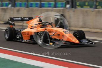 World © Octane Photographic Ltd. FIA Formula 3 (F3) – Hungarian GP – Practice. Campos Racing - Sebastian Fernandez. Hungaroring, Budapest, Hungary. Friday 2nd August 2019.